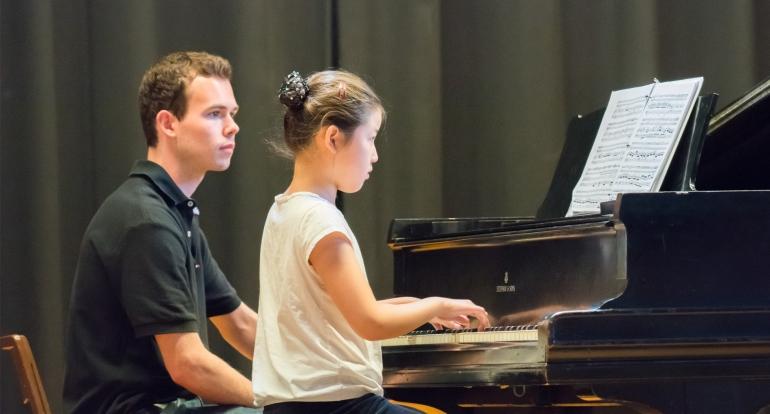 Mildred Freiberg Piano Festival