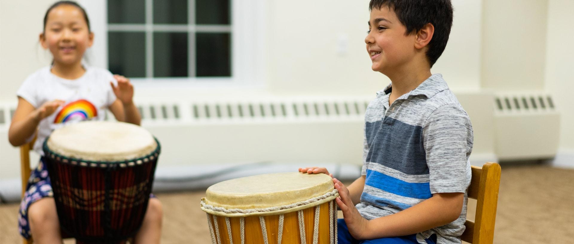 Happy Beats Drumming