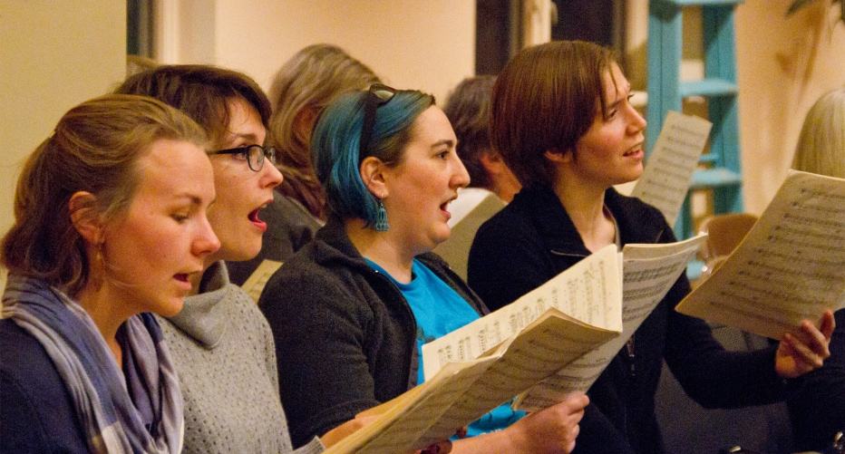 Choral Skills for Adults