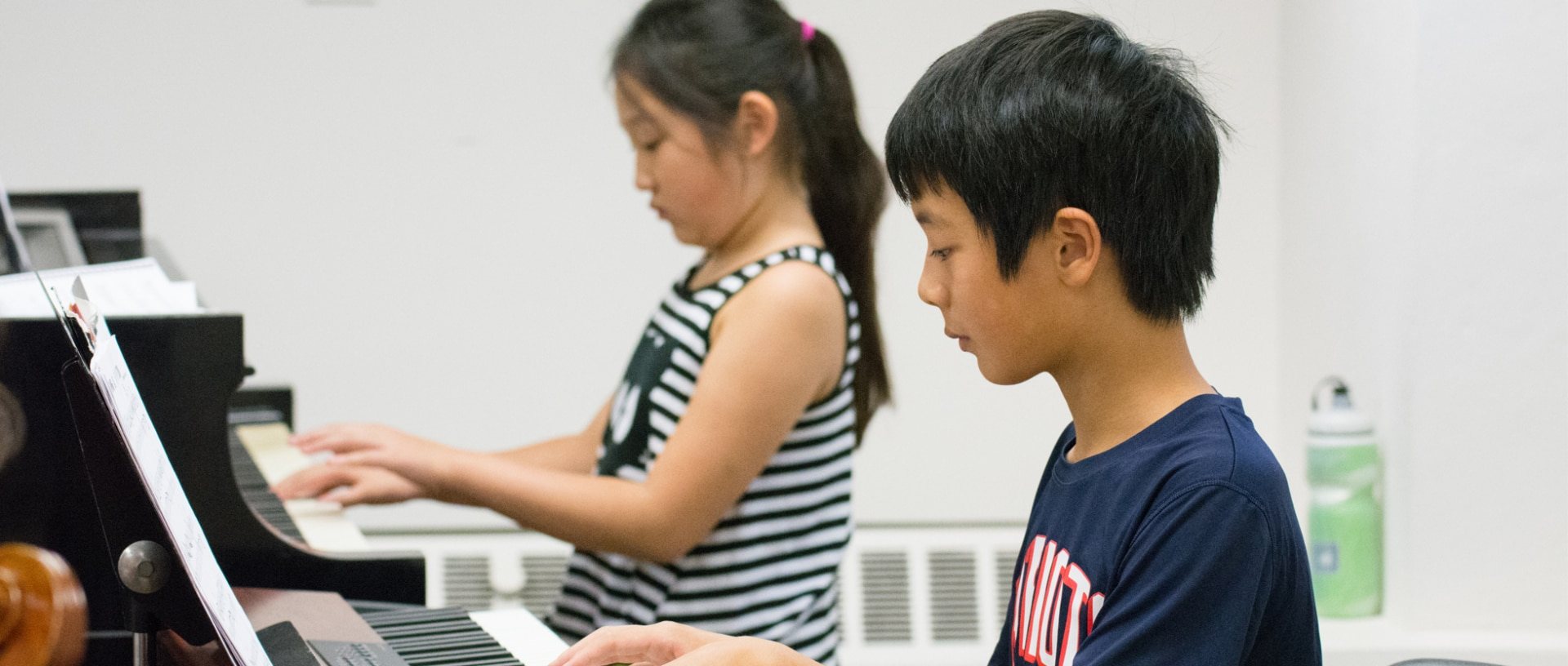 Summer Piano Academy