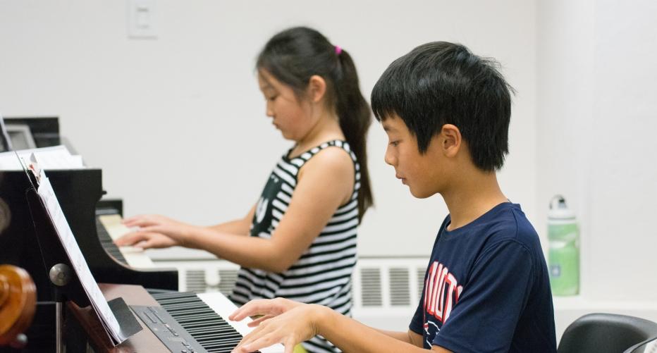 Summer Piano Academy