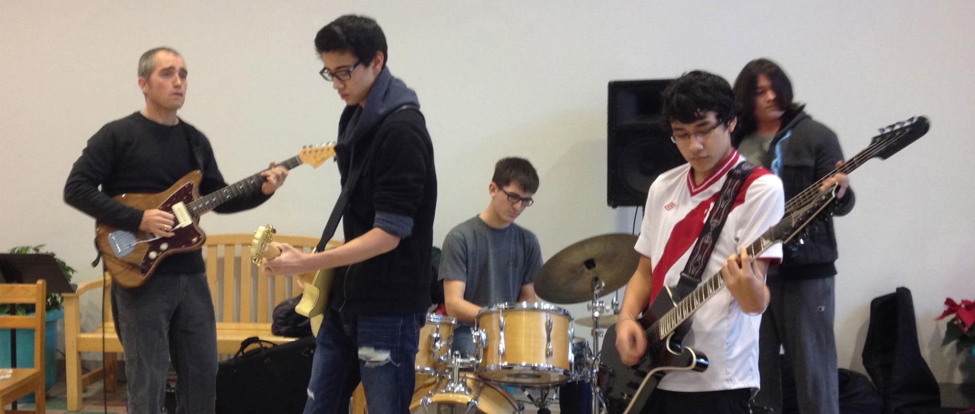 Powers rock band