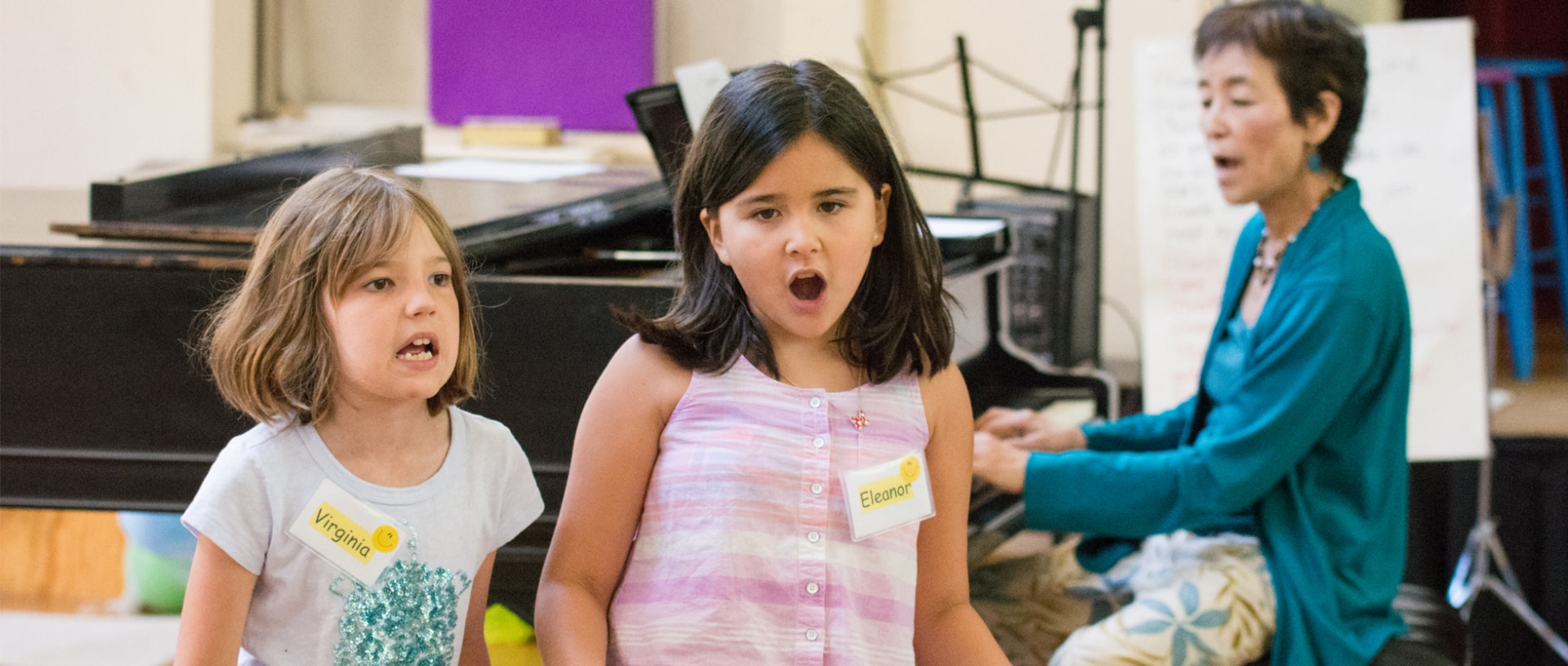 Singing for Kids
