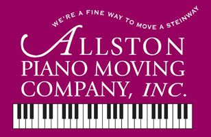 Allston Piano Moving Co. logo
