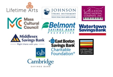 corporate sponsors and funders