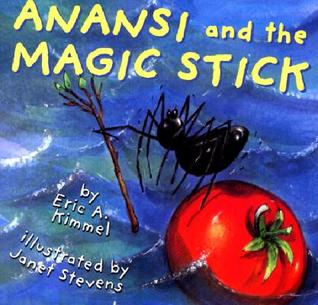 Anansi and the Magic Stick cover