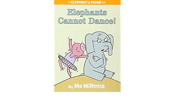 Elephants Cannot Dance cover