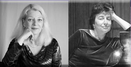 Kathryn Rosenbach and Svetlana Krasnova
