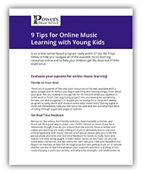 guide to online music learning cover