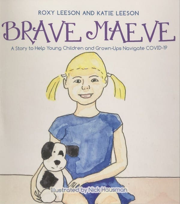 Brave Maeve cover